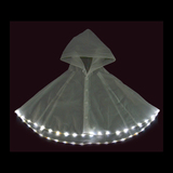 B-f-016(Raincoat with LED Light)